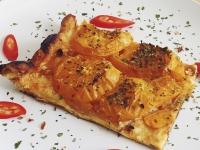 французский томатный пирог