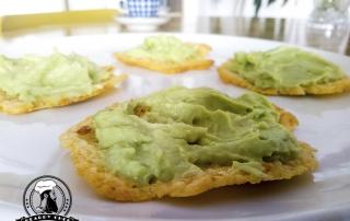 Завтрак с гуакамоле рецепт